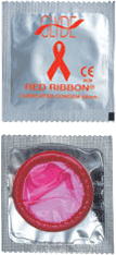 Red Ribbon Condom